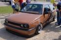 Volkswagen Golf III, tuning, przód