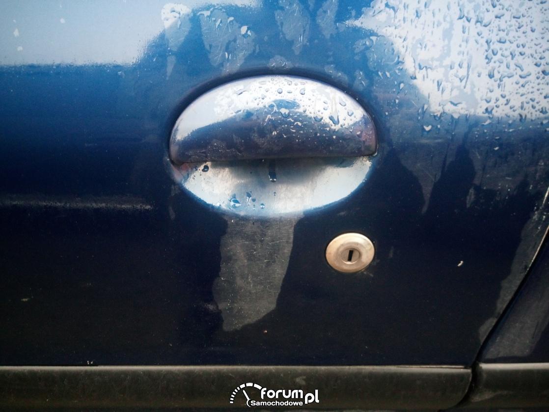 Klamka zewnętrzna Peugeot 206