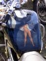 Aerografia - bak motoru
