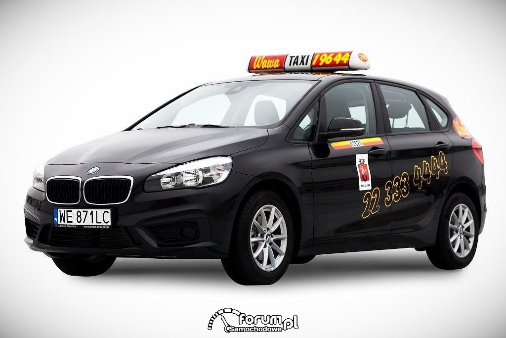 BMW serii 2 Active Tourer - Wawa Taxi