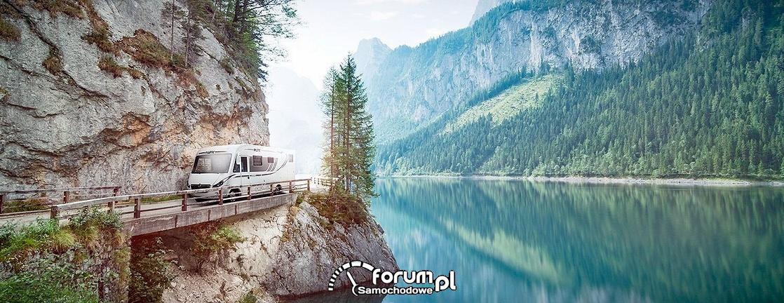 CarGO camper i przyroda