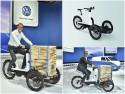 Cargo e-Bike - elektryczny rower do transportu towarów