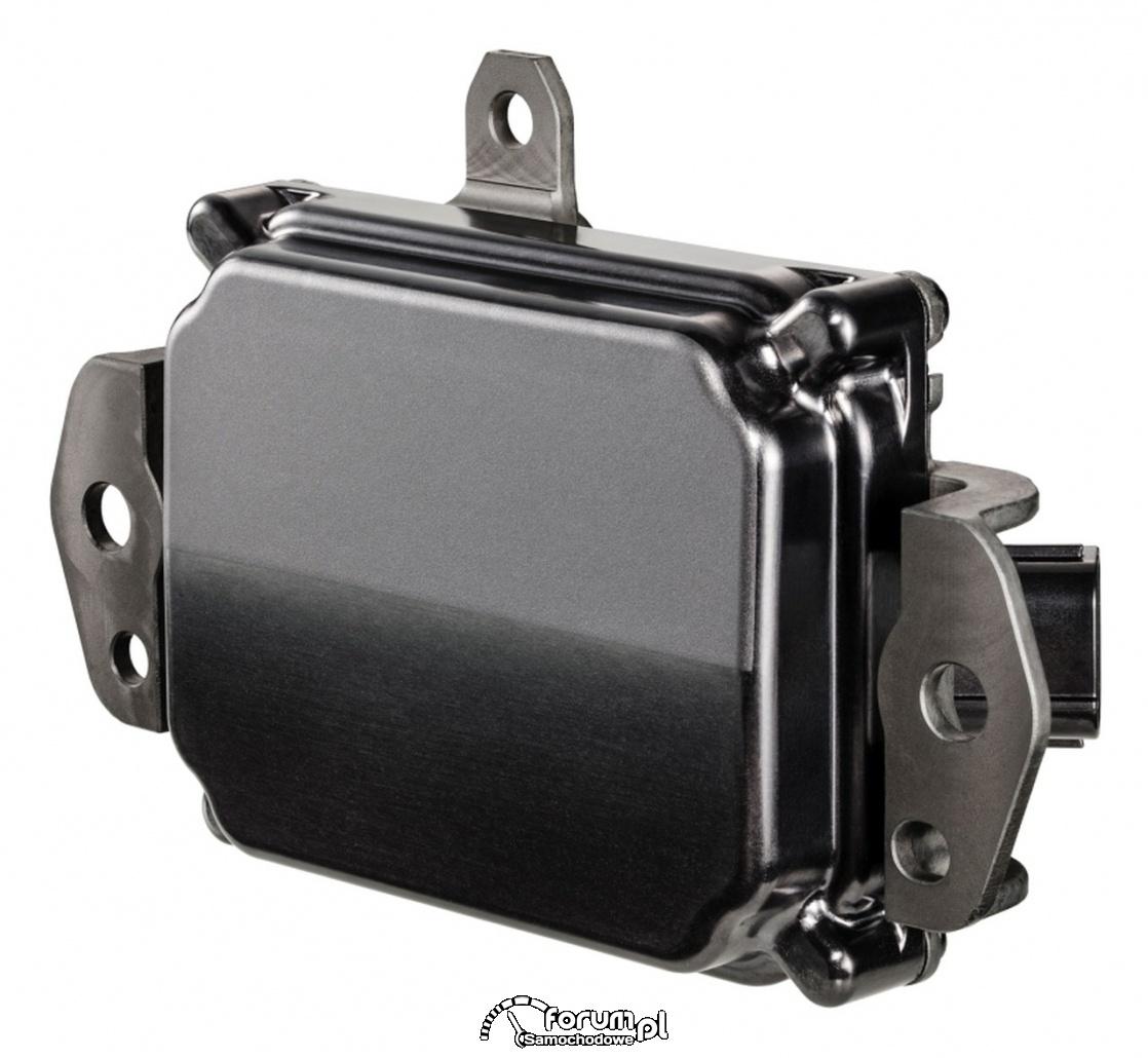 Czujnik radarowy fal milimetrowych, Denso, Lexus LS