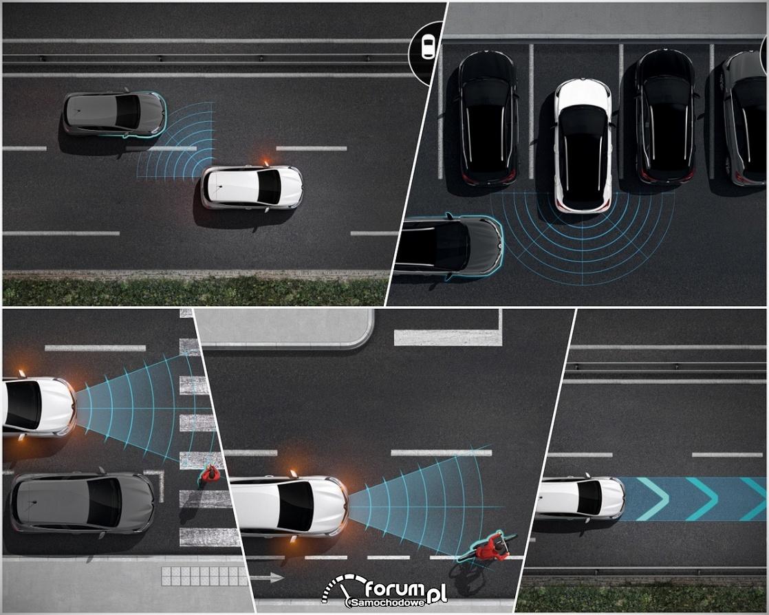 Drogi bardziej bezpieczne dzięki innowacjom w motoryzacji