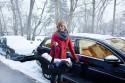 Dziecko w samochodzie – uwaga na skutki przegrzania w zimie!