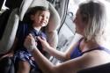 Bezpieczeństwo dzieci w samochodzie, foteliki, podstawki, pasy