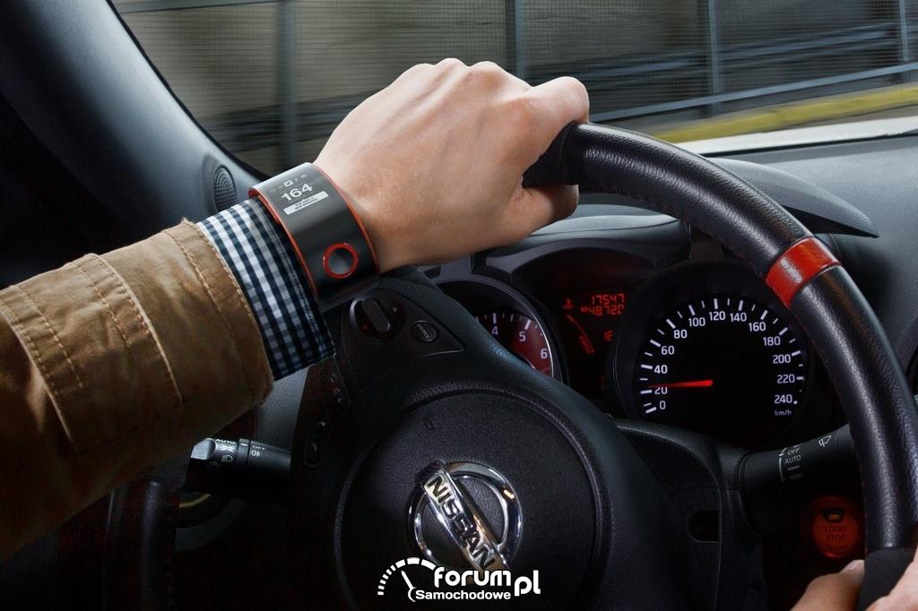 Elegancki zegarek Nismo Watch