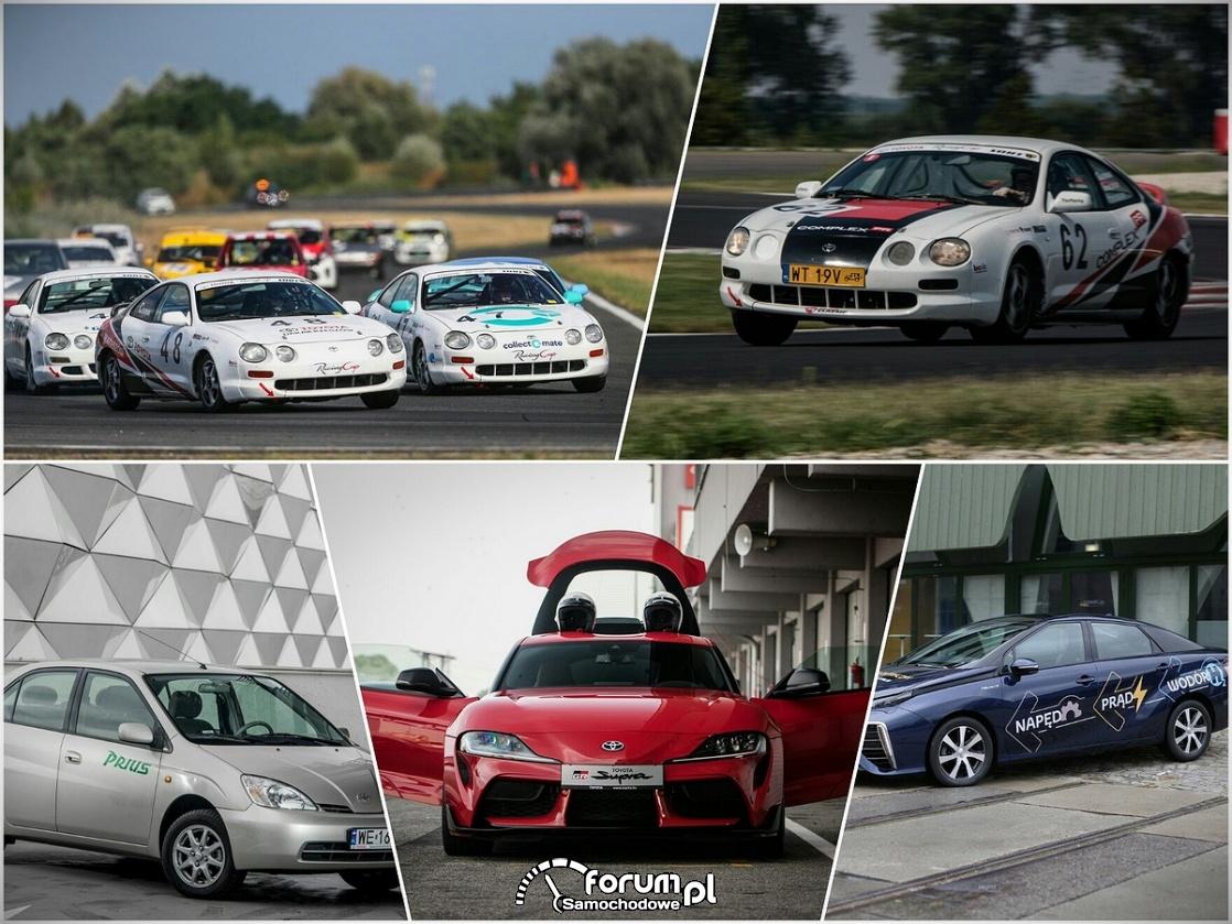 Elektromobilność i motorsport - Toyota Team Classic zaprasza do Gdyni