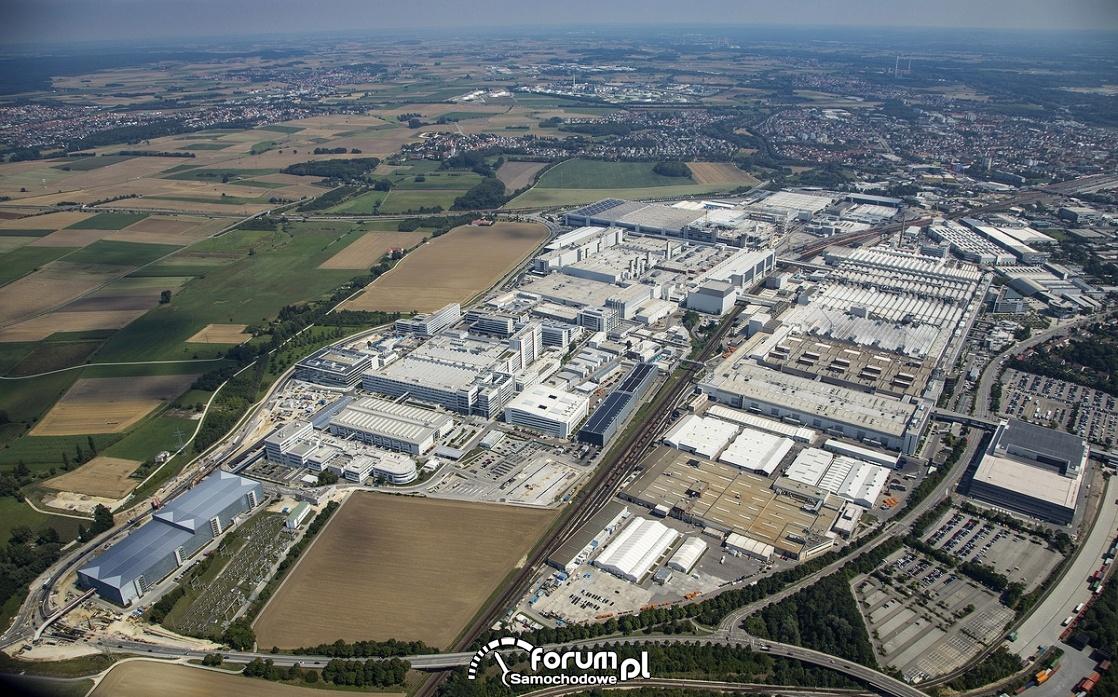 Innowacyjna instalacja uzdatniania wody na terenie fabryki Audi