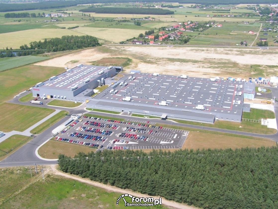 Fabryka Toyoty w Polsce