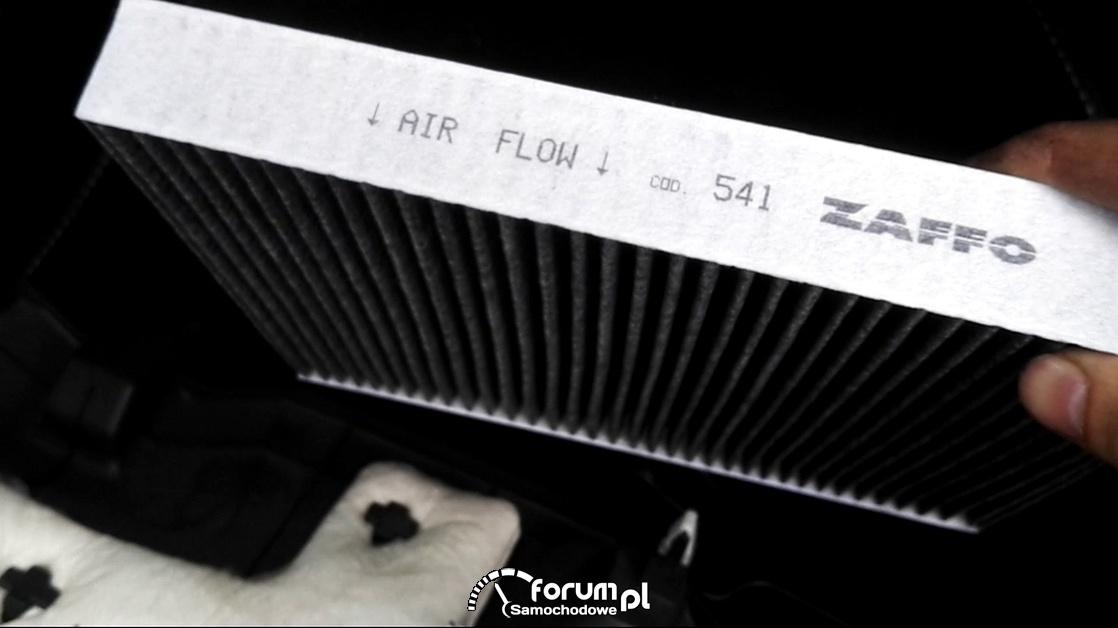 Filtr kabinowy - Honda Civic VIII UFO 1.8 i-VTEC