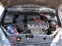 Honda Civic VII 1.6 VTEC, zbiorniczki pod maską