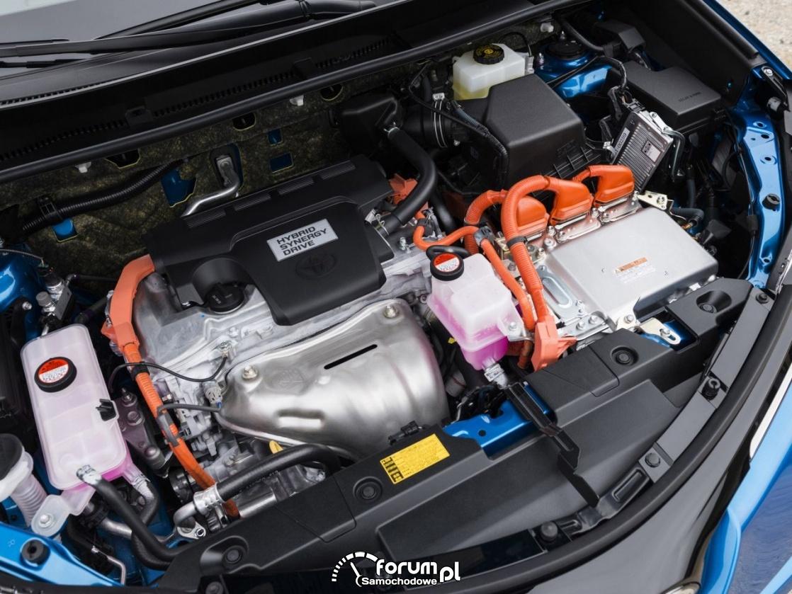 Hybrig Synergy Drive, Toyota RAV4