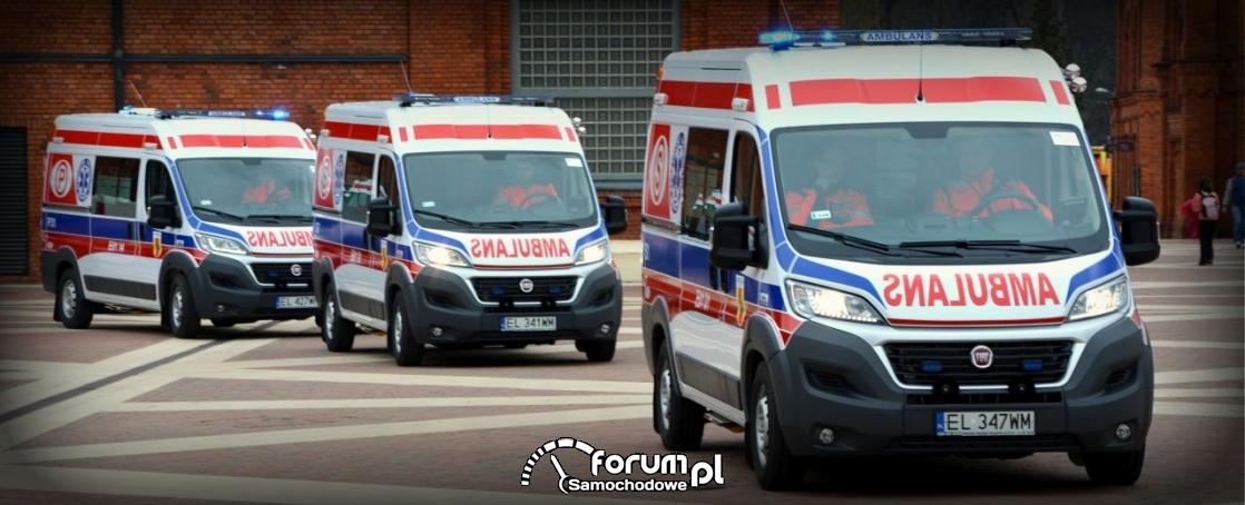 Karetka pogotowia, Ambulans, Fiat Ducato
