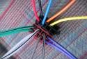 Kostki ISO - kolory kabli