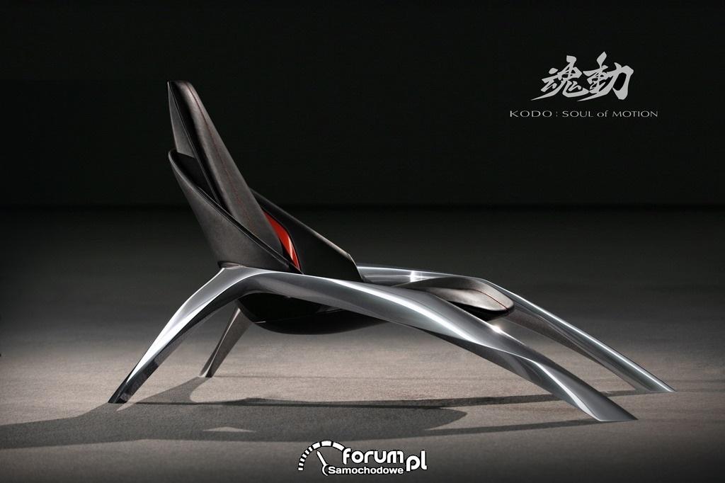 Krzesło KODO, Mazda 2013
