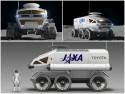 Lunar Cruiser - załogowy łazik ciśnieniowy