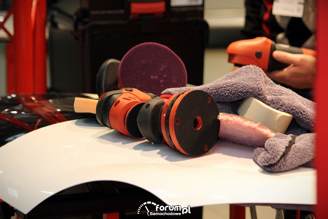 Maszyna do polerowania lakieru