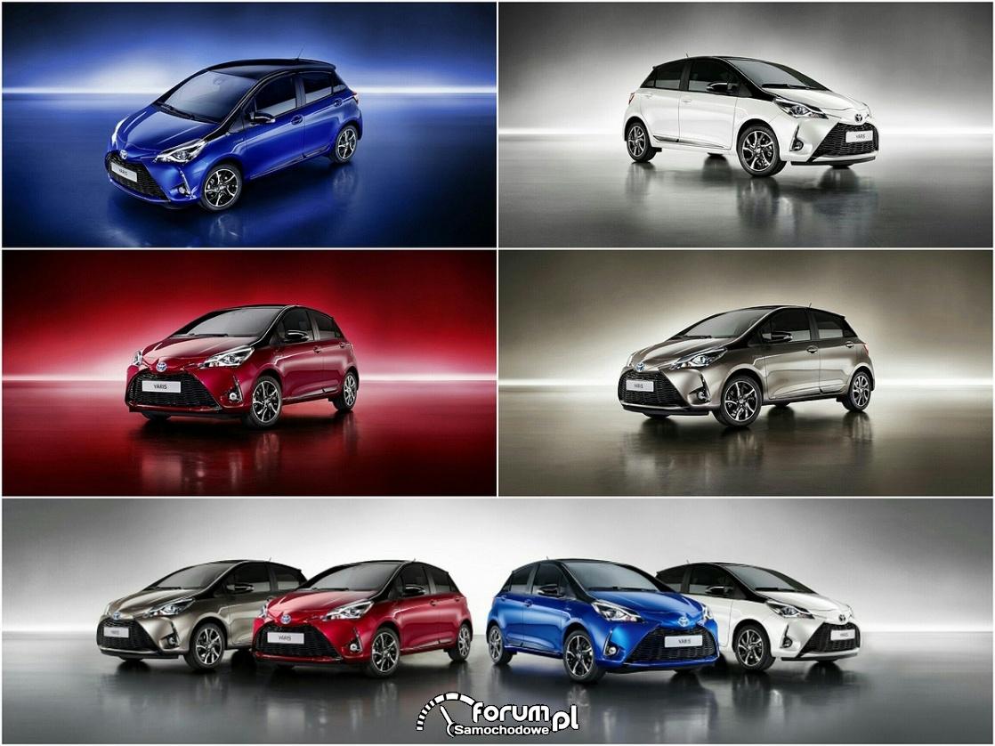 Modne kolory samochodów