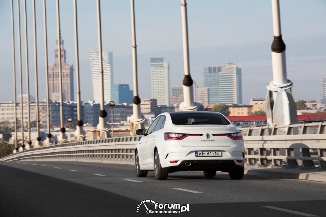 Most Świętokrzyski, Renault Megane