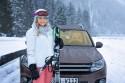 Samochodem na narty - o czym trzeba pamiętać?