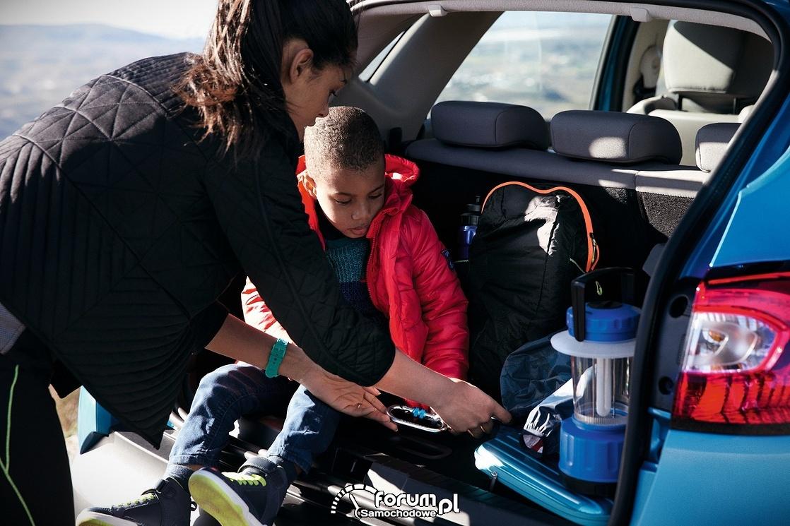 Pakowanie bagaży do samochodu