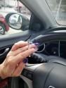 Palenie papierosów w samochodzie