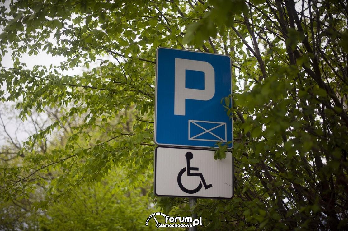 Osoby z niepełnosprawnością na drodze
