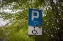 Parking dla osoby niepełnosprawnej