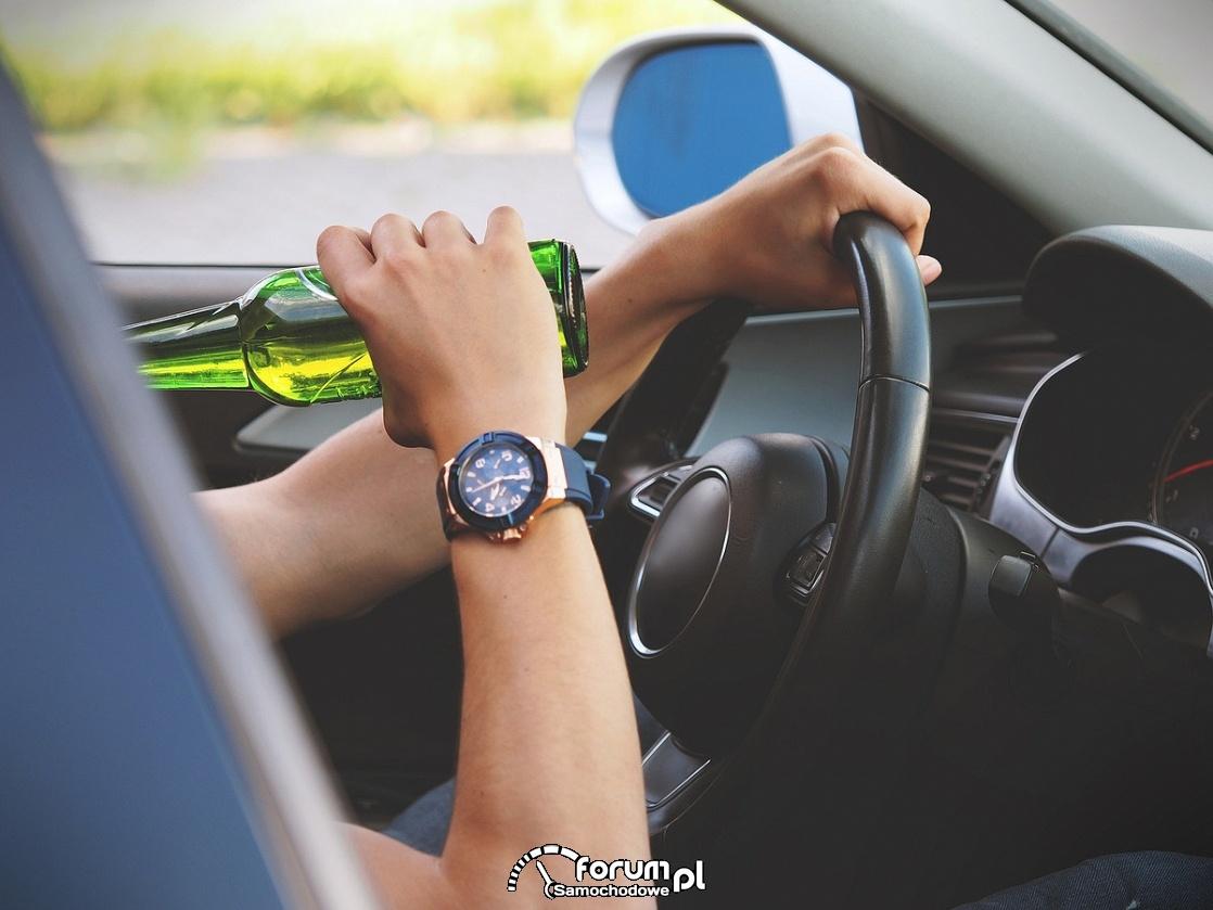 Nie wsiadaj za kierownicę jak jesteś wczorajszy!