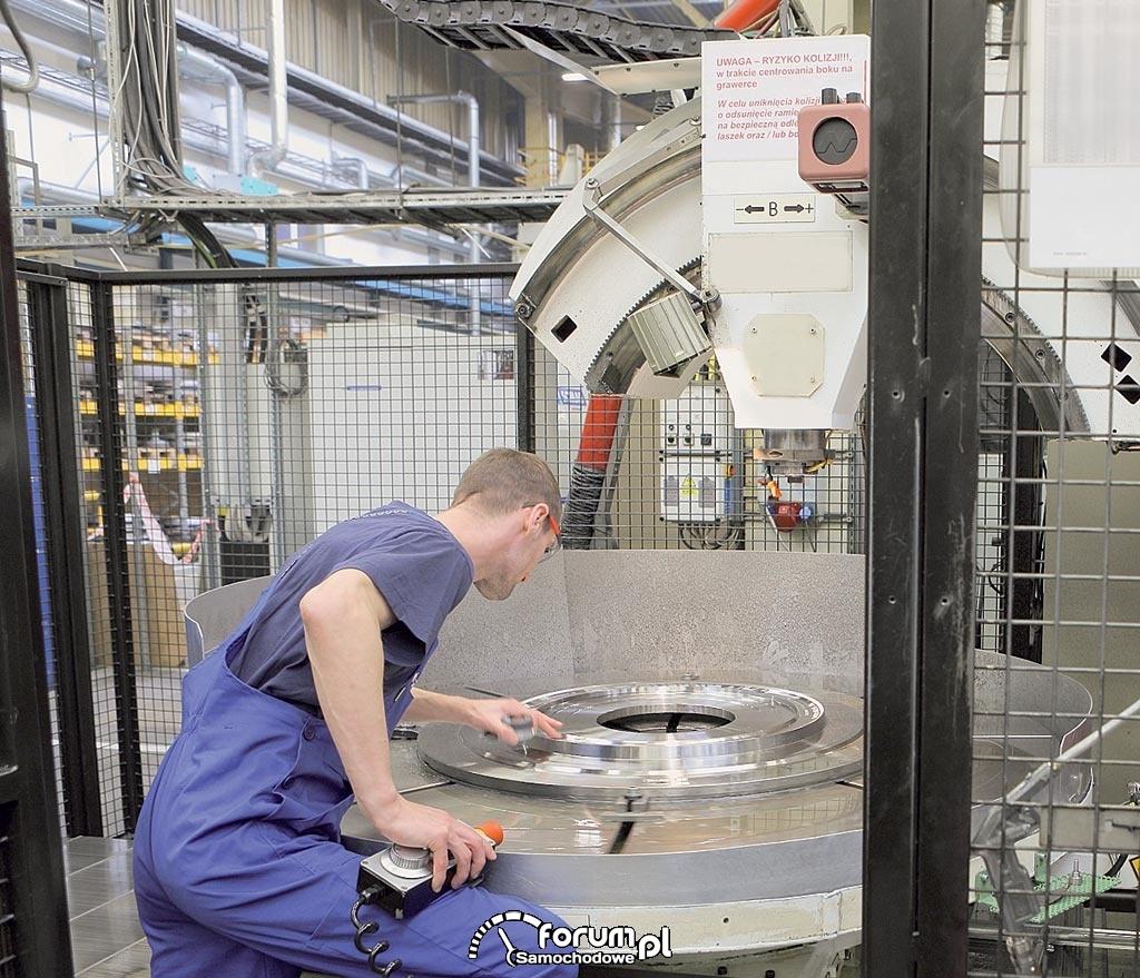 Produkcja opon, fabryka opon Michelin, 4