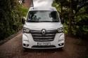 Renault Master Campervan, przód