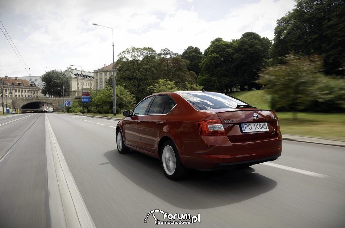 Samochód w mieście