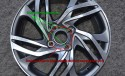 Felgi samochodowe - rozstaw i ilość śrub