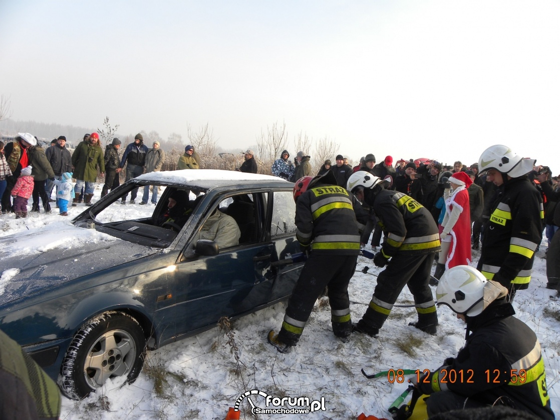 Straż Pożarna - pokazy ratownictwa