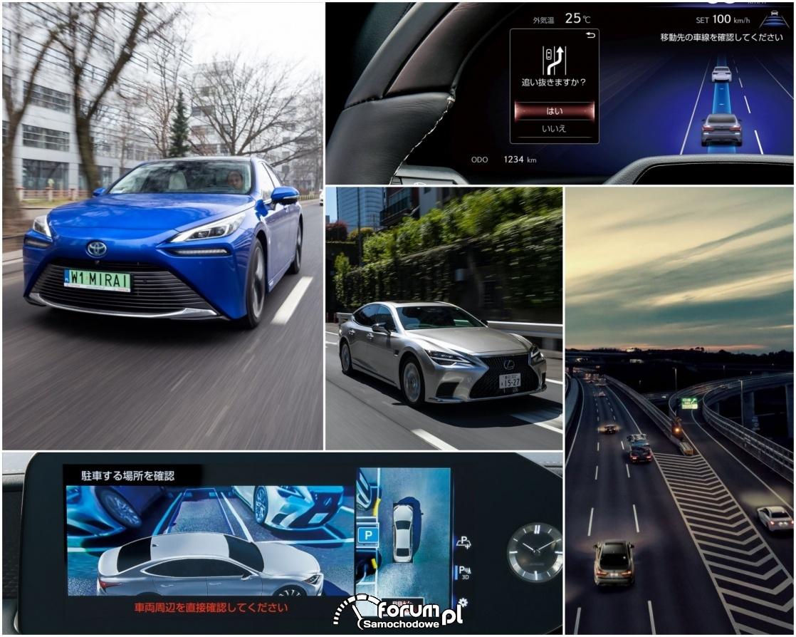 Jakie systemy zautomatyzowanej jazdy znajdziemy w samochodach?