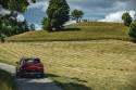 Volvo  XC40 - droga nieutwardzona, szutr