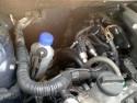 Zamontowany pojemnik na lubryfikację w komorze silnika, Toyota Yaris