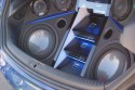 Car Audio - zabudowa bagażnika