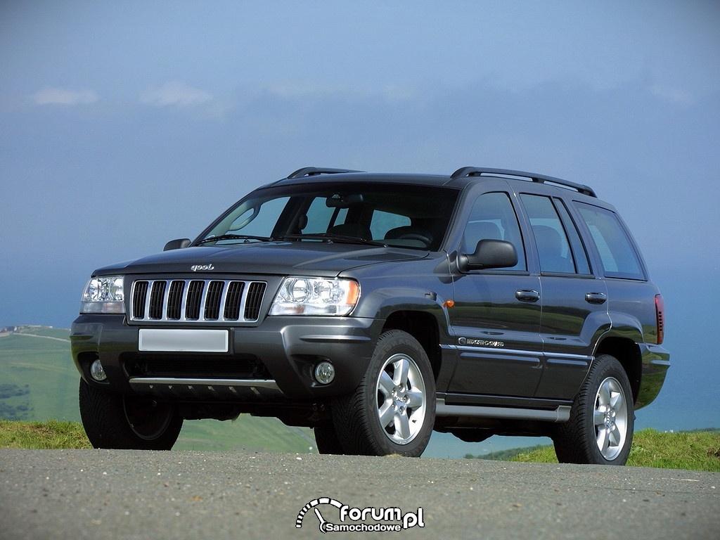 Jeep Grand Cherokee Overland WJ