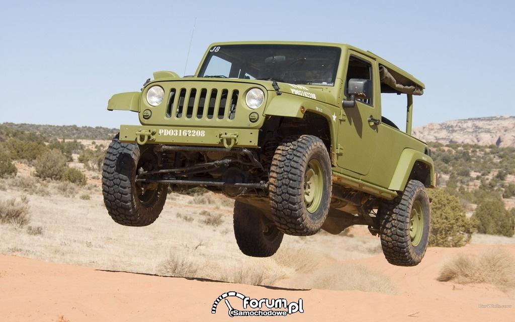 Jeep Wrangler J8