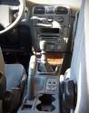 Środkowa konsola, wnętrze auta