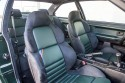 BMW E36 M3 GT Green interiort