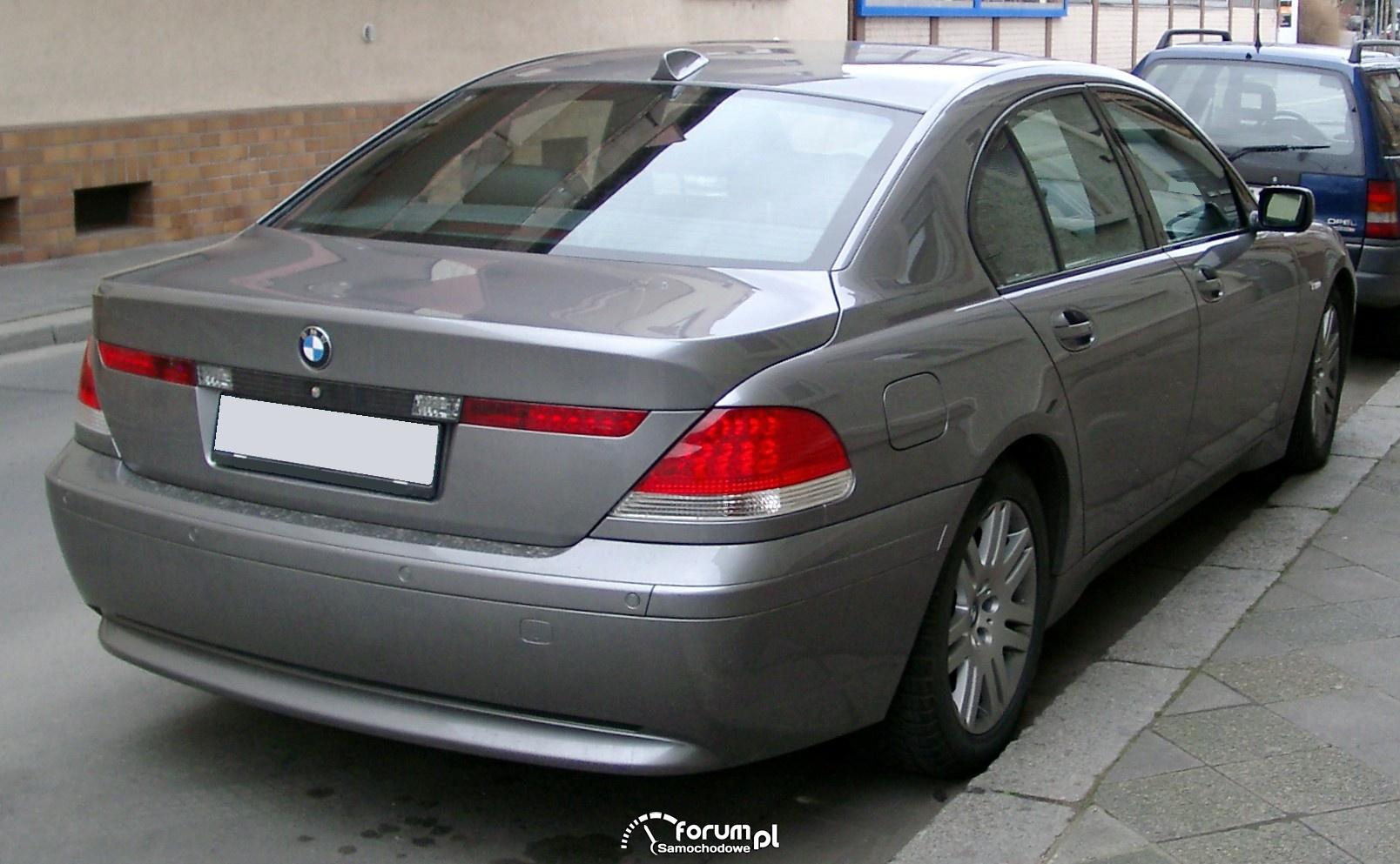 BMW 7er E65/E66