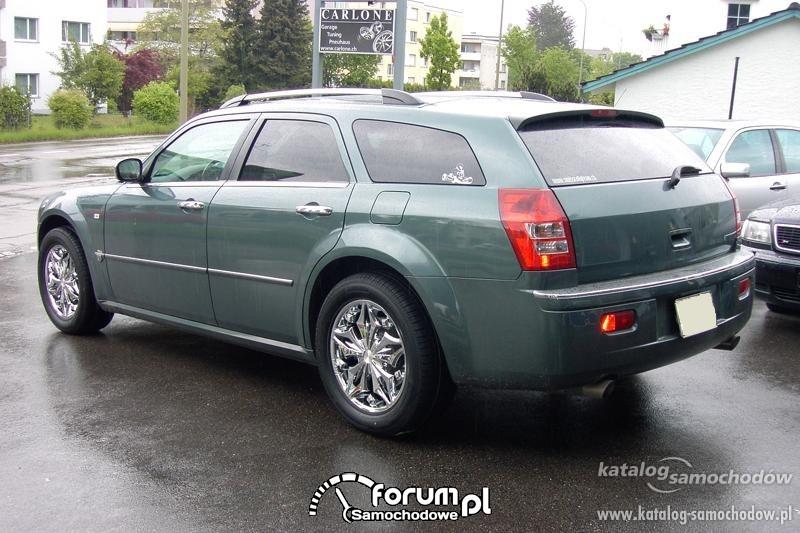 Chrysler 300C, kombi