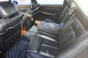 Daewoo Chairman, tylna kanapa, wnętrze