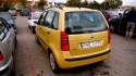 Fiat Idea, tył