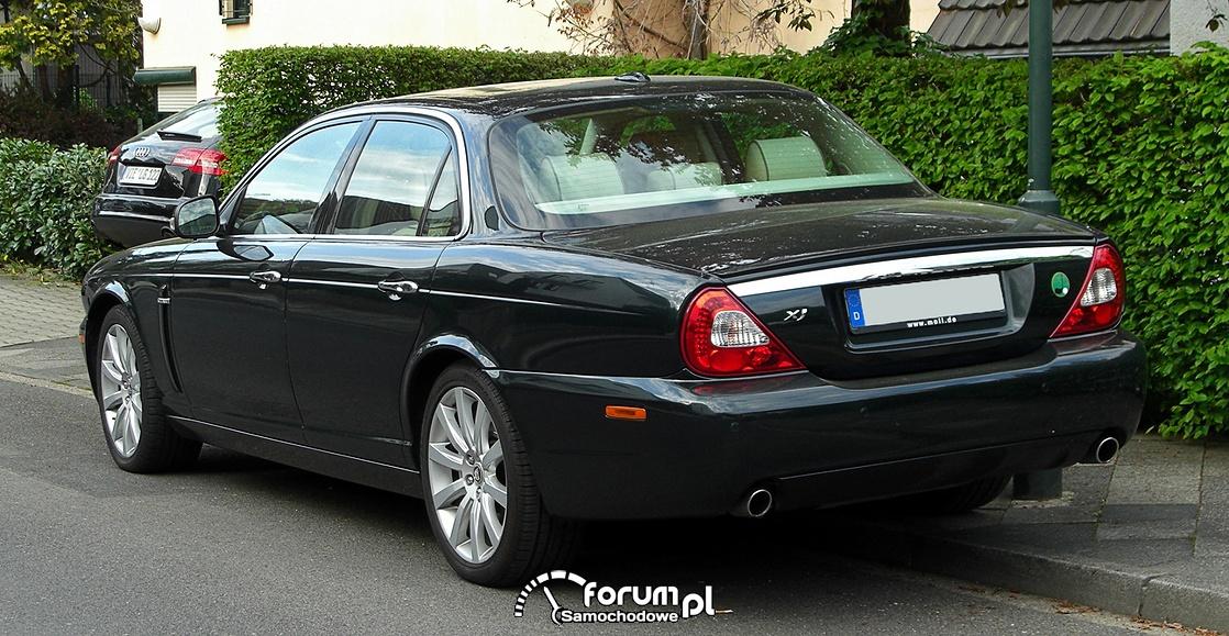 Jaguar XJ X350/X358