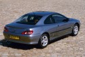 Peugeot 406 Coupe, tył