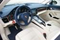 Porsche Panamera, jasne wnętrze